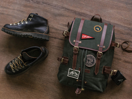 Hiking equip