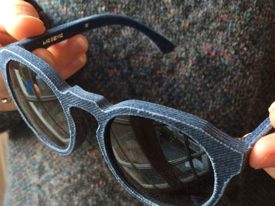 Denim eyewear