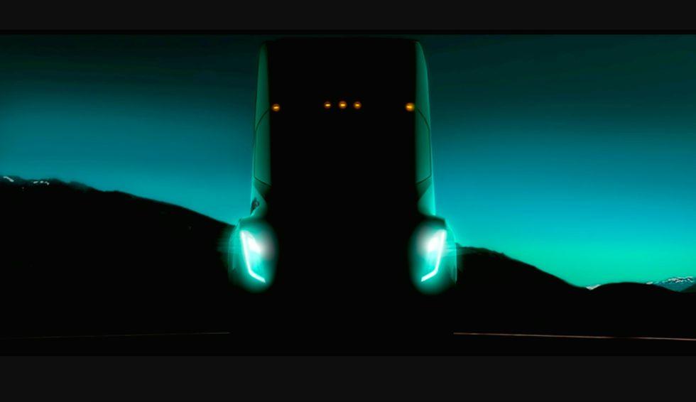 Teslas Semi Truck