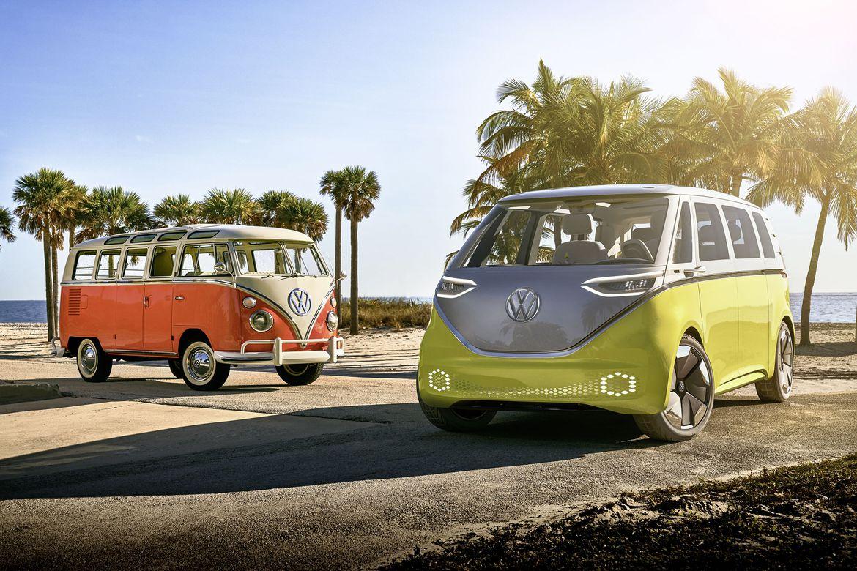 Volkswagen Vintage bus
