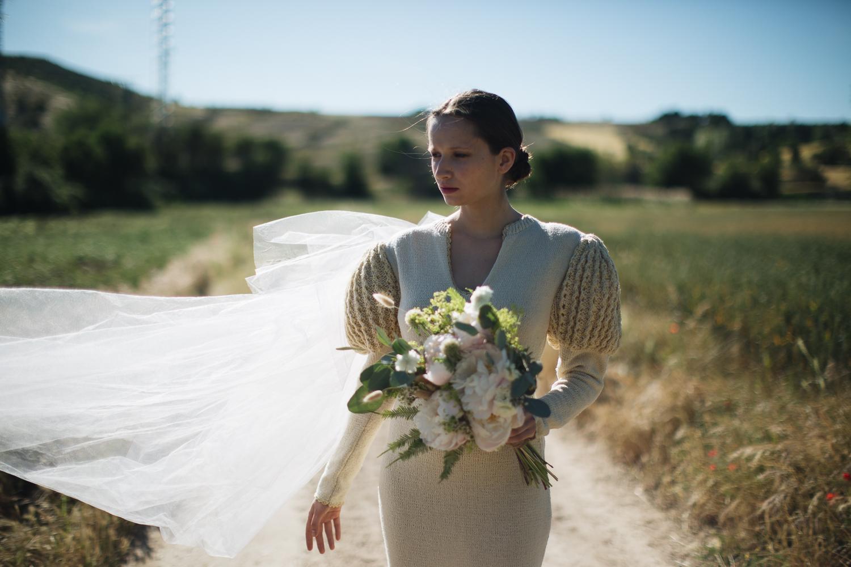 Sustainable bridal dress EcoMogul Magazine 1