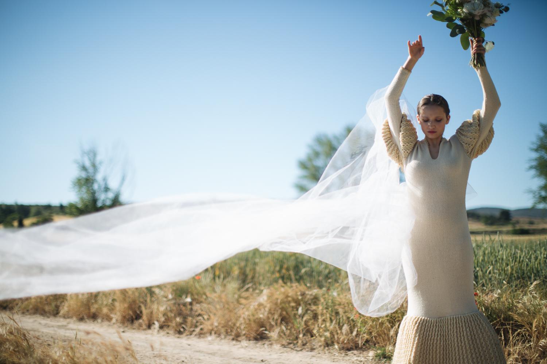 Sustainable bridal dress EcoMogul Magazine 2