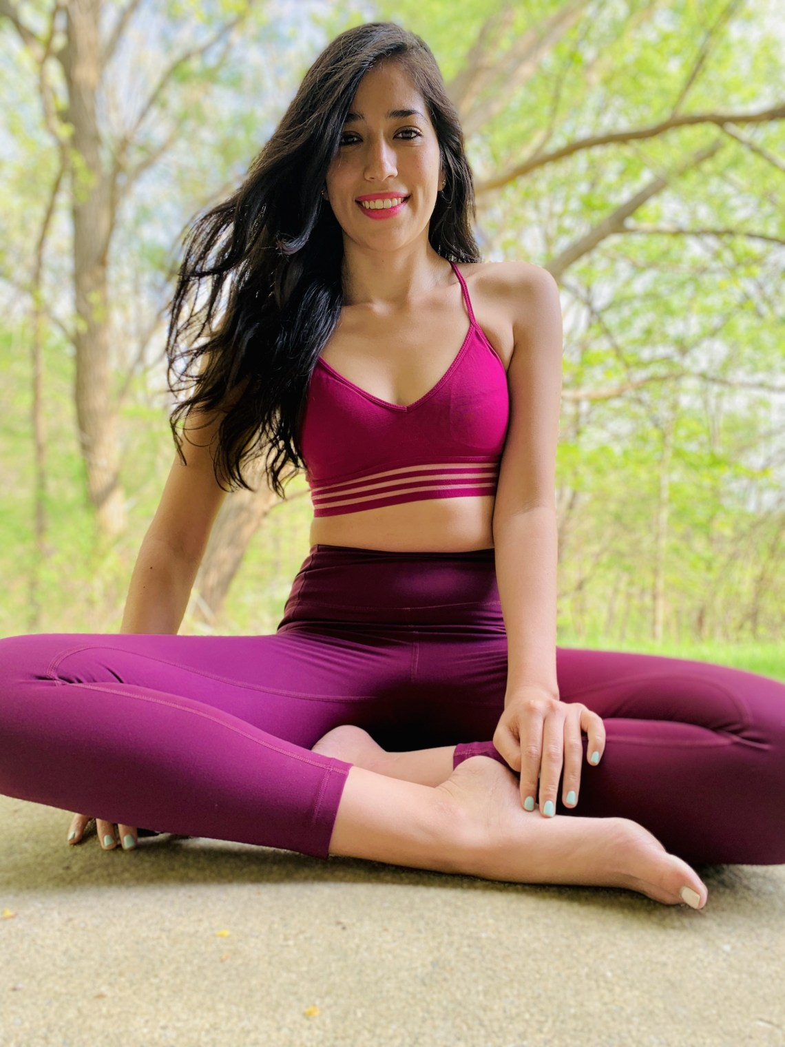 Why yoga has changed my life – Sustainable activewear
