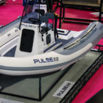First 100% Electric RIB Boat