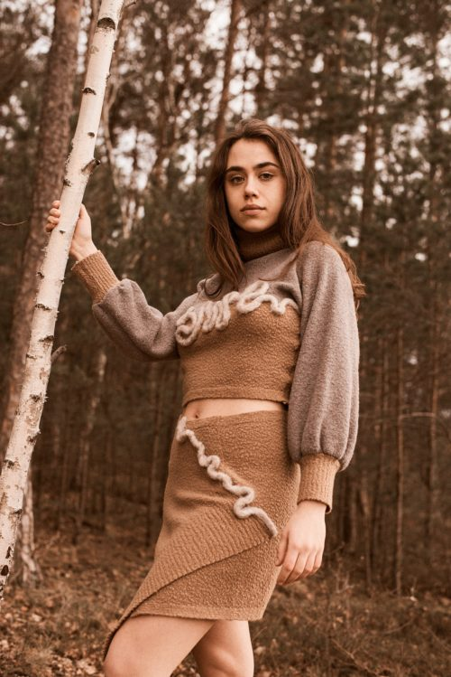 Sustainable fashion at a whole new level