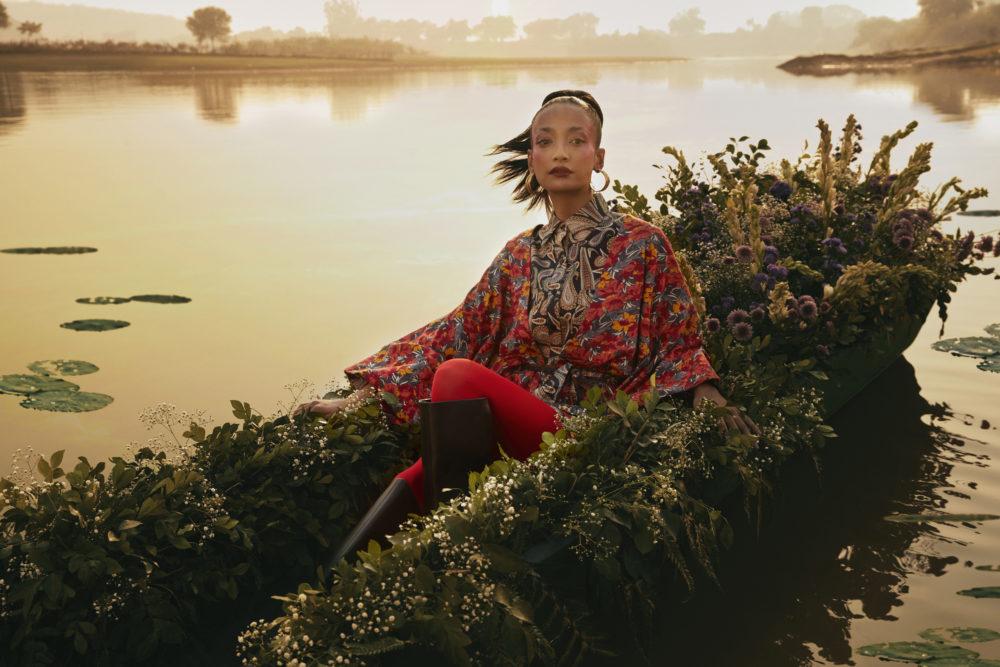 Là Fuori Debuts Vietnamese-Inspired Collection