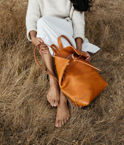 Ethical bags and backpacks