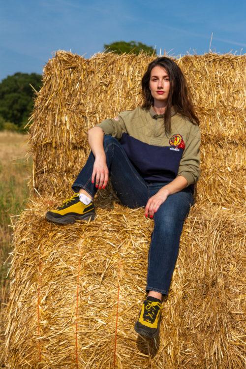 Repurposing Vintage Garments into Stylish Fashion