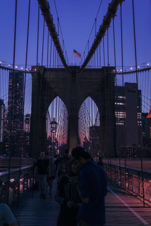 Brooklyn Bridge New York City EcoMogul Magazine