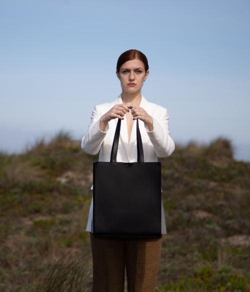 Meet OWNEVER: timeless luxury bags with a repair service on the side.